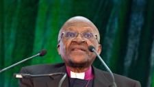 Desmond Tutu calls oilsands 'filth'