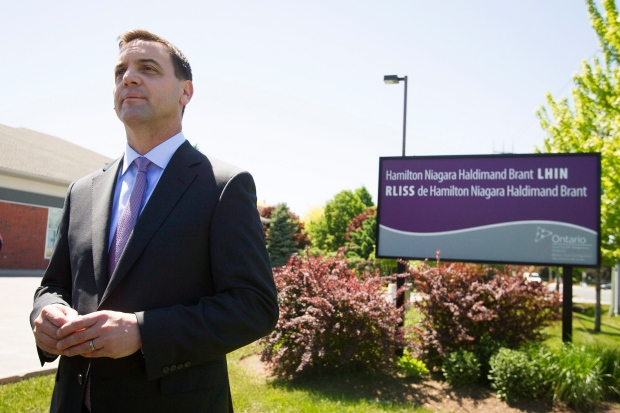 Tim Hudak Ontario election