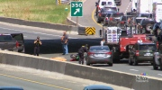 CTV Toronto: Deadly motorcycle crash on Hwy. 401