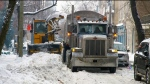Every year the city of Montreal has to clear snow from thousands of kilometres of city streets