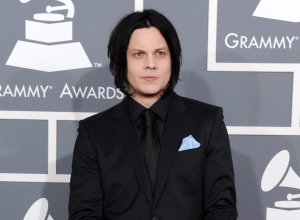 This Feb. 10, 2013 file photo shows musician Jack White at the 55th annual Grammy Awards in Los Angeles. (Photo by Jordan Strauss/Invision/AP, File)