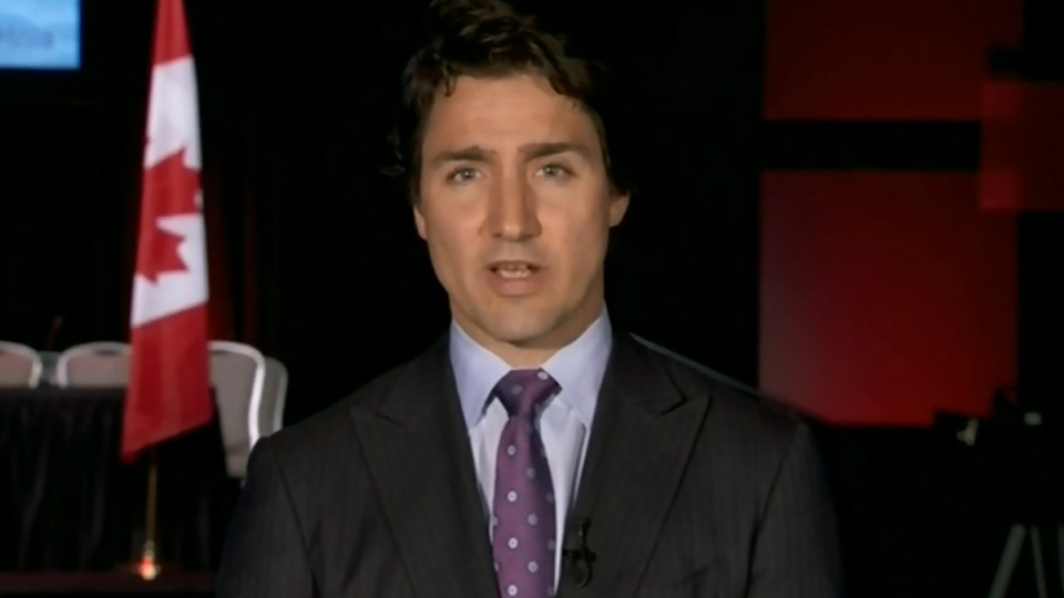 Liberal Leader Justin Trudeau on Question Period, aired Sunday, June 1, 2014.