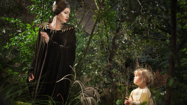 Maleficent takes top box office spot