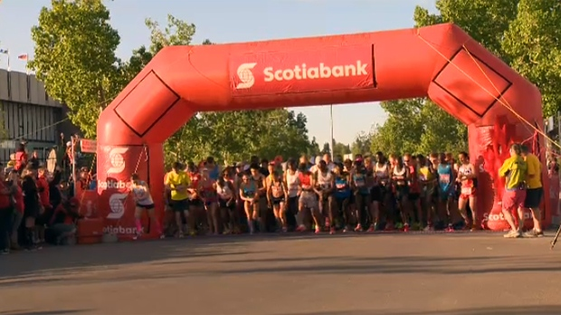2014 Scotiabank Calgary Marathon Ctv News