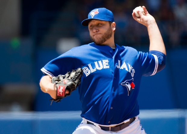 Mark Buehrle of the Blue Jays