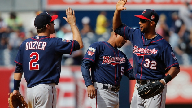 Twins beat Yankees