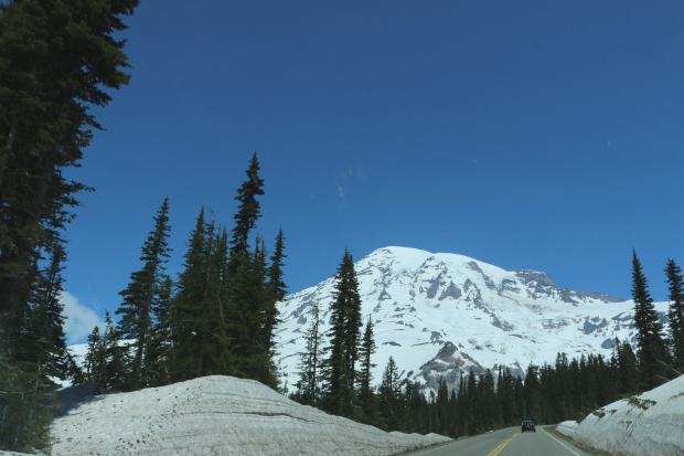 Mount Rainier missing climbers