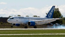 Bombardier's CSeries 100