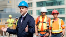 Hudak avoids specifics of Million Jobs Plan