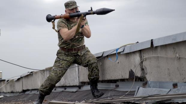 Russia seeking cease-fire in Ukraine