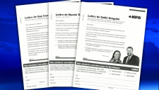 NDP broke the rules in mass mail-out: Commons Speaker