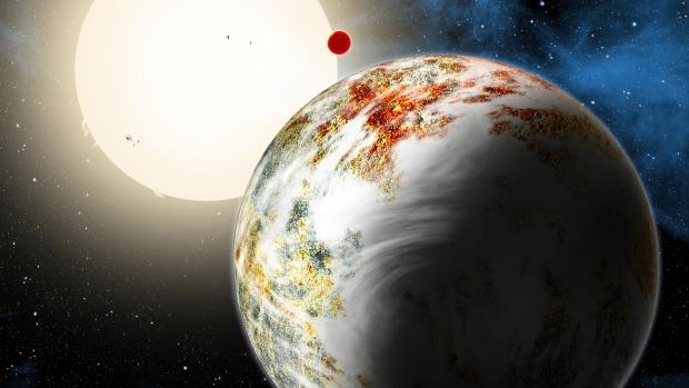 Mega-Earth photo Kepler-10c