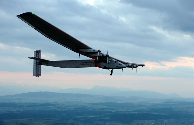 Solar Impulse 2 aircraft