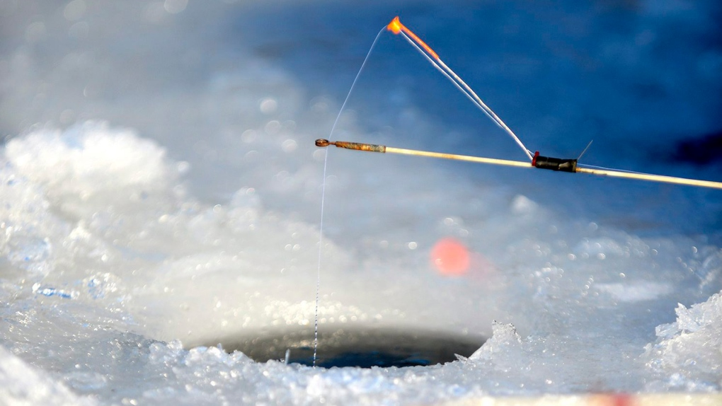 Free fishing for Family Day long weekend