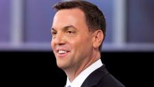 Ontario PC leader Tim Hudak at leaders debate