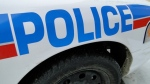 Police in Saint John are on scene at a French school in the city on Wednesday morning due to a 'potential threat'.