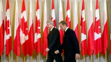 Canada considering military action in Europe