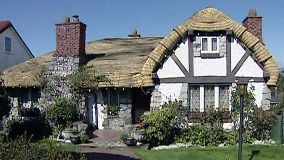 Vancouver's 'Hobbit house' to get upgrade, new neighbours