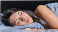Sleep hypnosis study