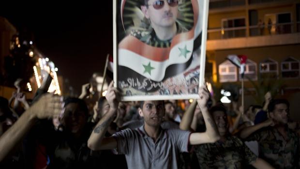 Assad wins Syrian election in a landslide