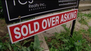 The Ontario government is weighing solutions to cool Toronto's red-hot housing market.