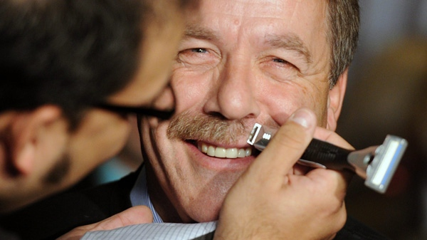 movember, peter stoffer, movember ends, mo bros