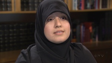 Dania Hadi appears on CTV News, Wednesday, June 4,