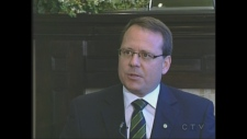 Green Party Leader Mike Schreiner