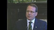 Green Party Leader Mike Schreiner