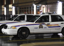 Justin Bourque in RCMP custody in Sackville, N.B.