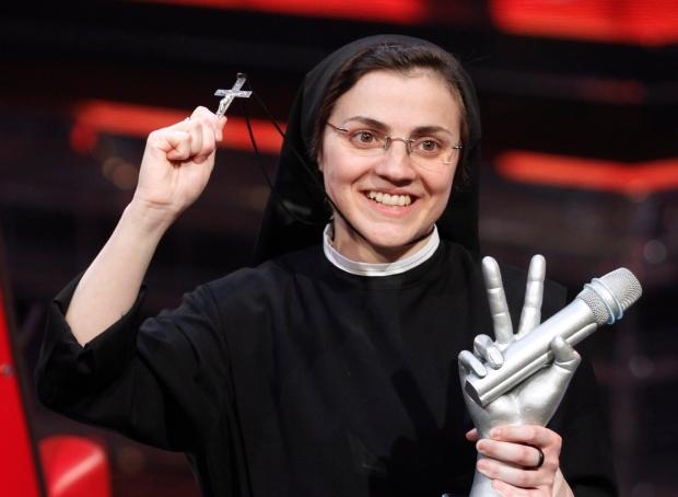 Sister Cristina Scuccia
