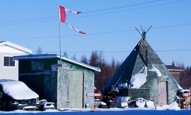 Attawapiskat, northern Ontario community