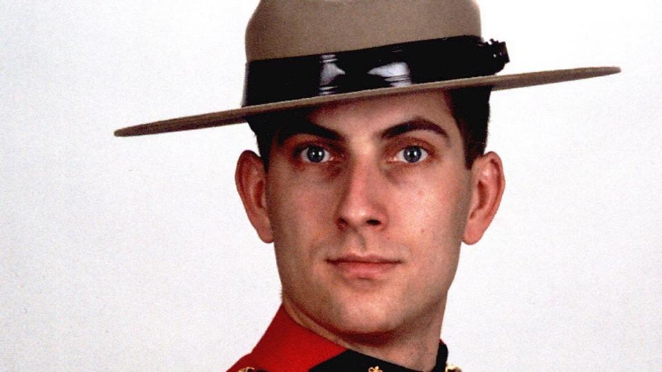 Const. Douglas James Larche killed in Moncton