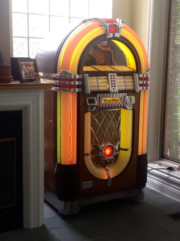 Stolen jukebox