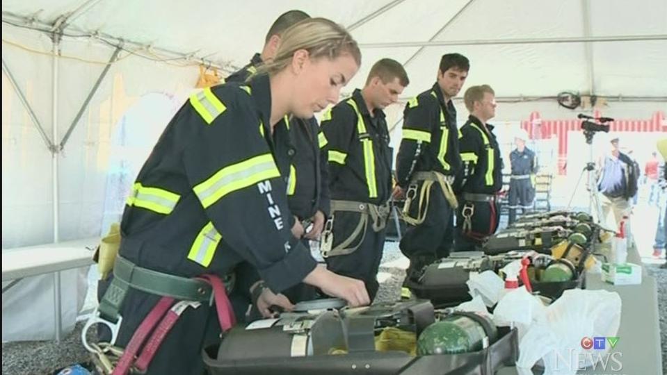 CTV Northern Ontario: Mine Rescue