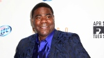 Actor Tracy Morgan attends the FX Networks Upfront premiere screening of 'Fargo' at the SVA Theater in New York, April 9, 2014 . (Photo by Greg Allen / Invision /AP, File)