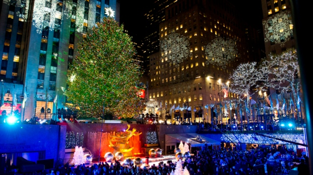 Rockefeller Center Christmas Tree Survived Sandy