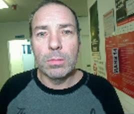 Surete du Quebec have named Serge Pomerleau, 49, as one of three escaped inmates from the Orsainsville prison in Quebec City. (Surete du Quebec)