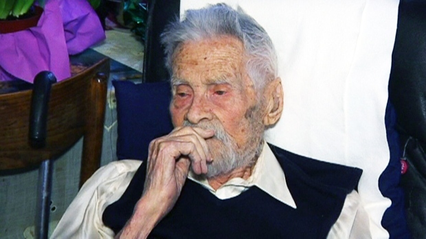 World's oldest man, retired chemist and parapsychologist ...