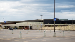 The new terminal at the Fort McMurray Airport opened to travellers on Monday, June 9, 2014. Supplied.