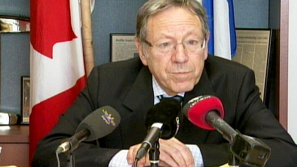 Liberal MP Irwin Cotler discusses the Conservative crime bill.