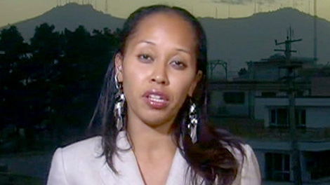 Kimberley Motley, an American lawyer working in Afghanistan, speaks to Canada AM, Friday, Dec. 2, 2011.