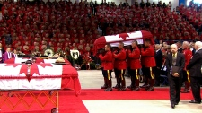RCMP funeral live now in Moncton