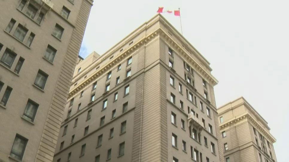 CTV Calgary: Palliser hotel turns 100
