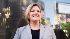 Who is NDP Leader Andrea Horwath?