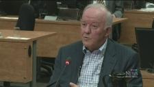 Marc-Yvan Coté testifies