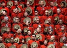 RCMP regimental memorial