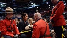 RCMP regimental funeral