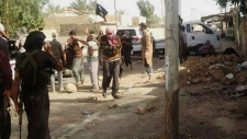 Militants take over Tikrit, Iraq