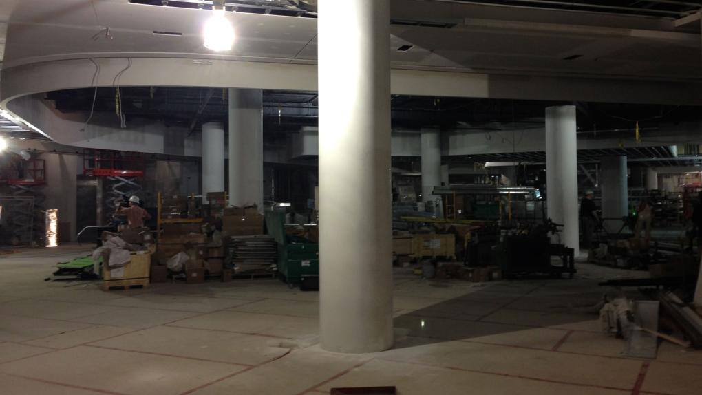 Rideau food court
